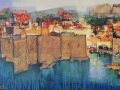 land-dubrovnik-textures-2-acrylic-and-collage-lge